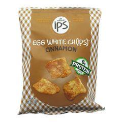 ips All Natural Egg White Ch(ips) - Cinnamon