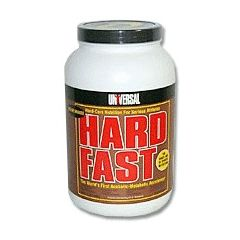 Universal Nutrition Hard Fast - 1.42 lbs. (Various Flavors)