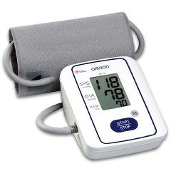 Omron Auto Inflate Blood Pressure Monitor - 3 Series
