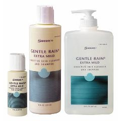 Gentle Rain Extra Mild - Skin Cleanser and Shampoo