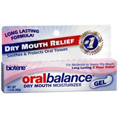Biotene Oral Balance Mouth Moisturizer Gel