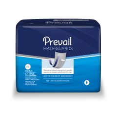 Prevail Male Guards - Very Absorbent Incontinence Protection