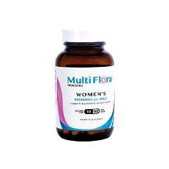 Multiflora Probiotics Multi Flora Women's Health Probiotic Supplement