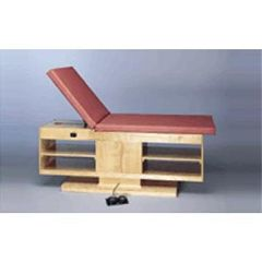 Bailey Manufacturing Professional Hi-Low Treatment Table W/ Adj Backres