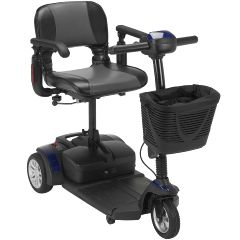 Drive Spitfire EX 1320 3 Wheel Travel Mobility Scooter