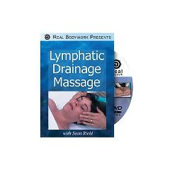 Real Bodywork Lymphatic Drainage Massage DVD By Sean Riehl