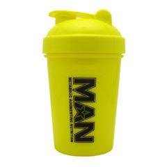 MAN Sports Shorty Shaker - Yellow