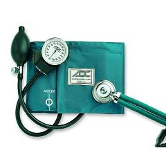 Pro's Combo II Cuff and Stethoscope Kit - Professional