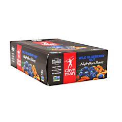 Caveman Foods Caveman Nutrition Bar - Wild Blueberry Nut