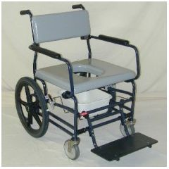ActiveAid Bariatric Shower/Commode - Model 720, 600 lb Capacity