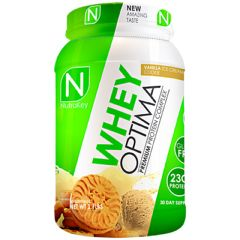 Nutrakey Whey Optima - Vanilla Ice Cream Cookie