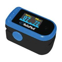 ReliaMed Fingertip Pulse Oximeter