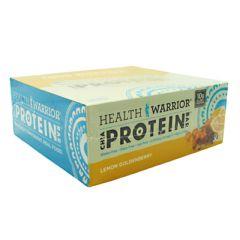 Health Warrior Chia Protein Bar - Lemon Goldenberry