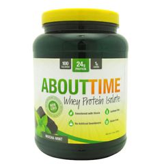 SDC Nutrition About Time - Mocha Mint