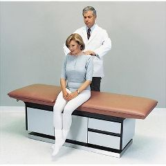 Powermatic Treatment Table With Hydraulic Backrest
