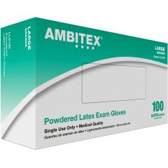 Ambitex (Invacare) Latex Non-Powdered Exam Gloves