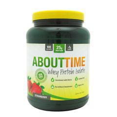 SDC Nutrition About Time - Strawberry