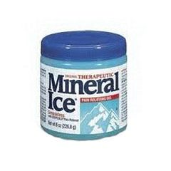 Cardinal Health Therapeutic Mineral Ice