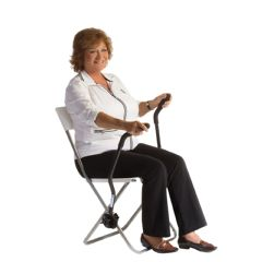 Love Handles Rx, Portable Upper Body Exerciser To Use With Chair Or Wheelchair, 1 Pair