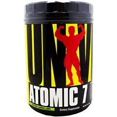 Universal Nutrition Atomic 7 - 'Lectric Lemon Lime
