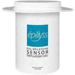 Epillyss Sensor Depilatory Gel Lukewarm Wax 20 oz