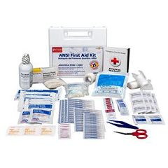 ANSI First Aid Kit - 25 Person