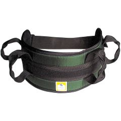 Fabrication Padded Transfer Belt, Auto Buckle