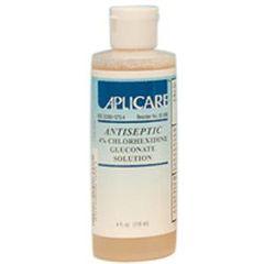 Aplicare 4% Chlorhexidine Skin Cleanser with Flip-Top Cap