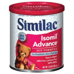 Similac Isomil Advance Soy Ready to Feed Infant Formula