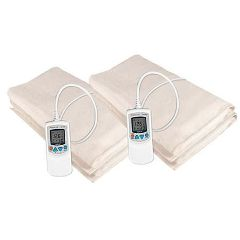 ScripHessco Thermacure Digital Moist Heat Pad, 2 Pack
