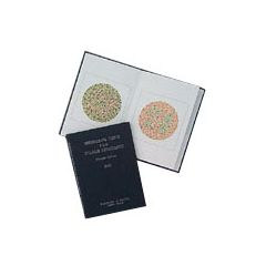 Ishihara Official Ishihara Color Blindness Test
