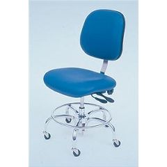 "AliMed Deluxe BioFit Chair for Bench - 23"" - 28""H"