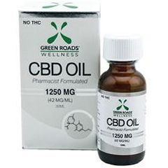 Green Roads CBD Sublingual Oils