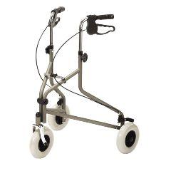 Tri-Wheeled Rollators