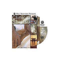 Real Bodywork Clinical Shiatsu DVD By John Hickey
