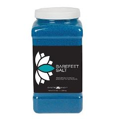 BareFeet Peppermint Salt Crystals, 9.5Lbs