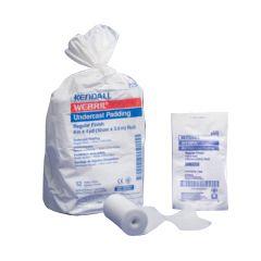 """WEBRIL 100% Cotton Undercast Padding - 4"""" X 4 Yds Non-Sterile"""