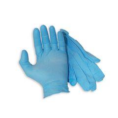 Esteem Sterile Powder Free Nitrile Textured Blue Medium