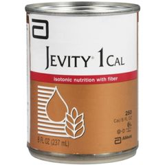 Jevity 1 CAL  - 8 oz cans - High Protein Nutrition with Fiber