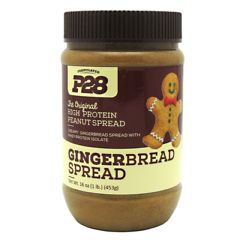 P28 Foods High Protein Spread - Gingerbread Spread