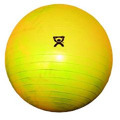 Cando Inflatable Exercise Ball - Extra Thick