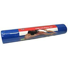 Valeo Yoga and Pilates Mat - Blue