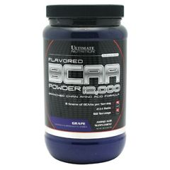 Ultimate Nutrition BCAA 12,000 - Grape