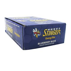 Honey Stinger Energy Bar - Blueberry Buzz