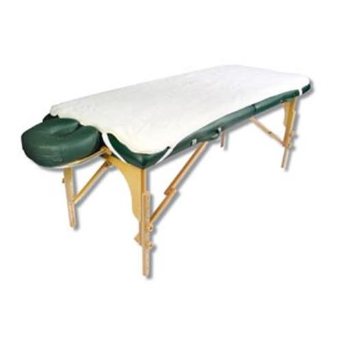 Tiger Medical Products Ltd NRG Fleece Table Pad - Natural Model 229 0007
