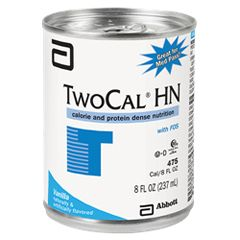 TwoCal HN - Vanilla - 8 oz cans