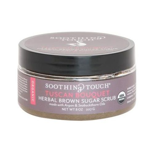 Soothing Touch Certified Organic Sugar Scrubs 8Oz