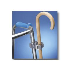 Ableware Cane Holder for Walkers/Wheelchairs