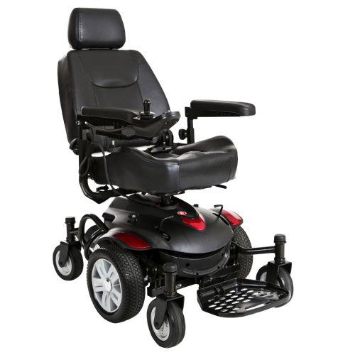 Drive Titan AXS Mid-Wheel Power Wheelchair
