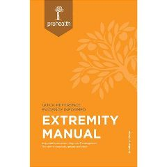 Professional Health System Inc ProHealth Systems Extremity Manual Textbook